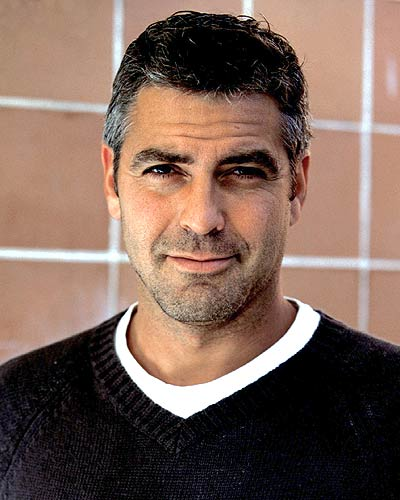 Face Features of Clooney George