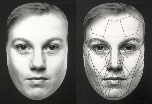 average face
