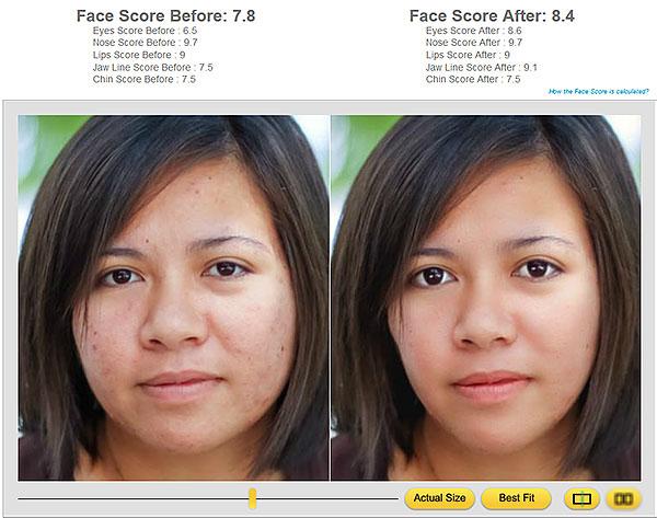 face sculpt online