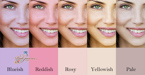 Rosy Skin Tone Could It Be The Secret To Attractiveness