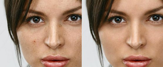 Glowing Smooth Skin That Shows Your True Face