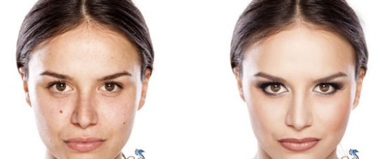 Makeup Tricks To Improve Your Facial Symmetry And Highlight Feminine Features