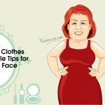 Makeup Clothes Hairstyle Tips Round Face