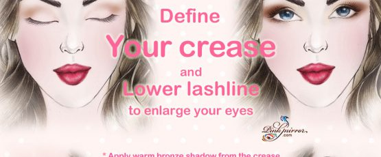 Makeup Tips For Your Eyes Appear Bigger And Wider