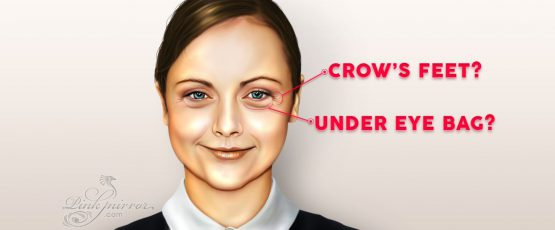 How To Minimise The Appearance Of Under Eye Bags